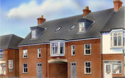 Manor Place, High Street, Leiston