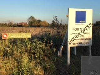 Grassroots & Wellyboots Farm Under Offer