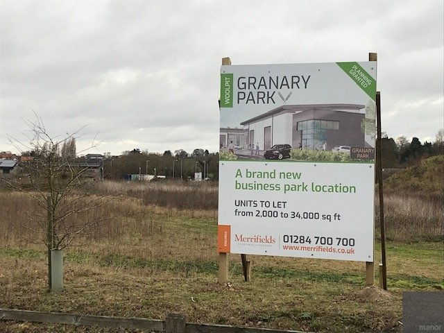 Granary Park, Woolpit – A Strategically Located New Business Park on the A14