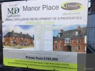 Manor Place – Phase 1 Complete