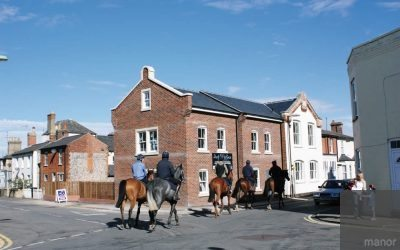 Park Lane House, Newmarket