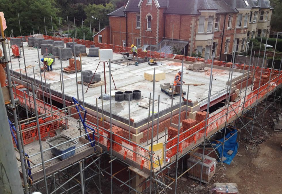 Taunton New Student Halls of Residence – September 2016
