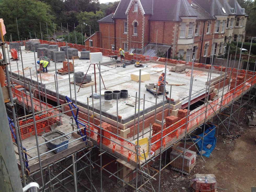 Taunton New Student Halls of Residence